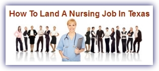 Nursing Jobs In Texas